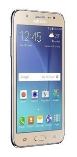 Celular Samsung Galaxy J5 Duos Dourado + Frete Gratis