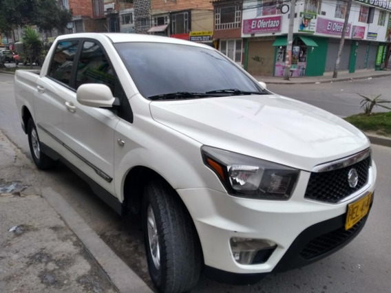 2013 Ssangyong New Action Espor 4x4