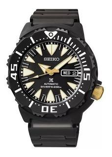 Reloj Seiko Srp583 Prospex Monster Automatico 200m Hombre
