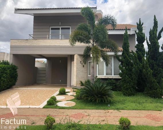 Casa Para Venda Condomínio Terras Do Imperador Jardim Imperador, Americana - Ca00168 - 33613834