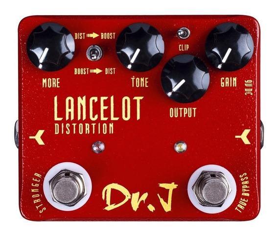 Pedal Joyo Lancelot Distortion | D-59 | Para Guitarra