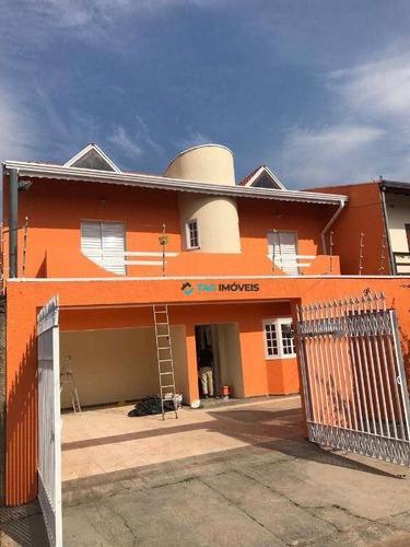 Imagem 1 de 27 de Casa Com 4 Dormitórios, 300 M² - Venda Por R$ 1.272.000,00 Ou Aluguel Por R$ 3.600,00/mês - Parque Via Norte - Campinas/sp - Ca1122