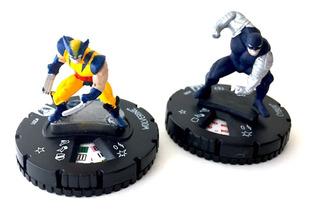 Wizkids Heroclix Wolverine And The X Men Set De 2 Figuras