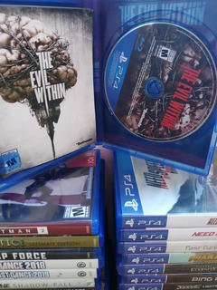 The Evil Within Ps4 Fisico