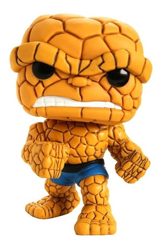 Figura Funko Pop Marvel Fantastic Four - The Thing