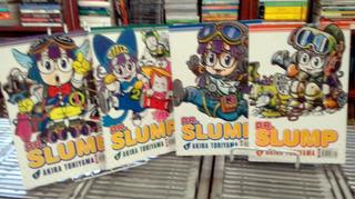 Manga Dr Slump Vols 1 2 3 E 4 Akira Toriyama