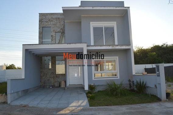 Casa A Venda No Bairro Centro Em Gravataí - Rs. - 15423md-1