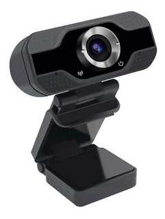 Camara Web Webcam Full Hd 1080 Usb Microfono Zoom