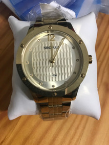 Relógio Seculus - Novo - Frete Grátis - Mod. 28527lpsvds2k