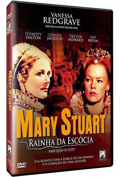 Mary Stuart - Rainha Da Escócia - Dvd - Vanessa Redgrave