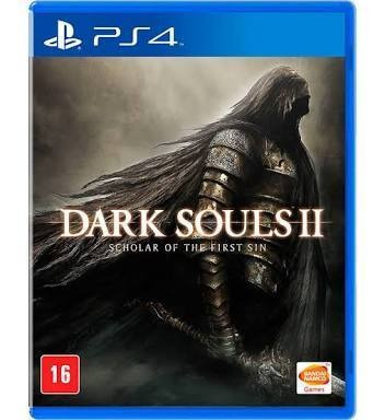 Dark Souls 2 Scholar Of The First Sin - Ps4 - Novo