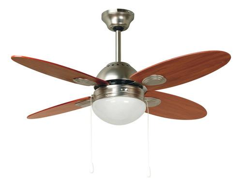 Ventilador De Techo Cuori 42 4 Aspas 1 Luz | Xenex |
