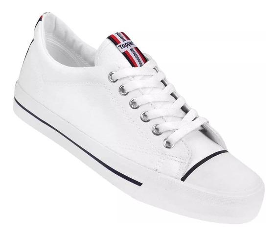 Zapatillas Topper Profesional Lona - Varios Colores
