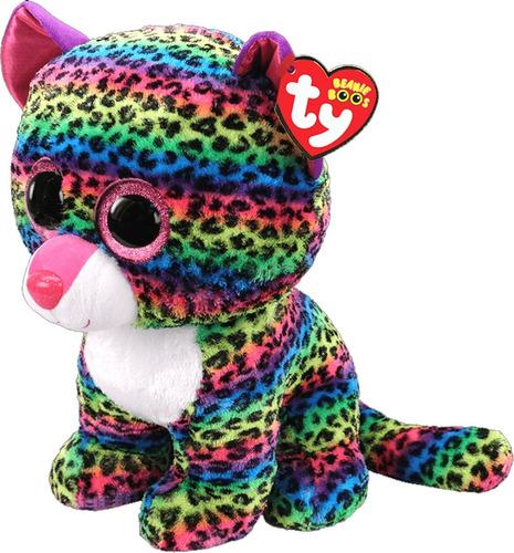 Ty Beanie Boos Peluche Leopardo 50cm Dotty Original Scarlet