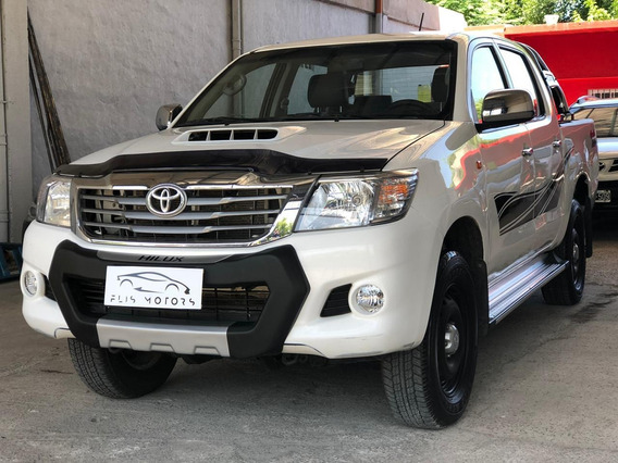 Toyota Hilux 2.5 4x4 Mod15 U$s14.500