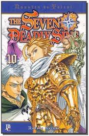 Nº 10 The Seven Deadly Sins Nakaba Suzuki