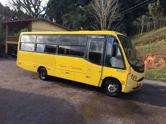 Busscar Micrus 2000 M. Benz / Busscar