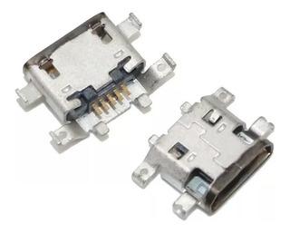 Kit 10 Conector De Carga Moto G4 Plus Xt1640 Xt1641 Xt1642 X