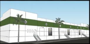 Imagen 1 de 2 de General Cepeda Bodega Industrial En Renta En Zona Industrial