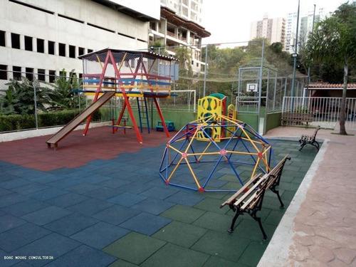 Apartamento Para Venda Em Guarulhos, Picanço, 3 Dormitórios, 1 Banheiro, 1 Vaga - 902_1-1197790