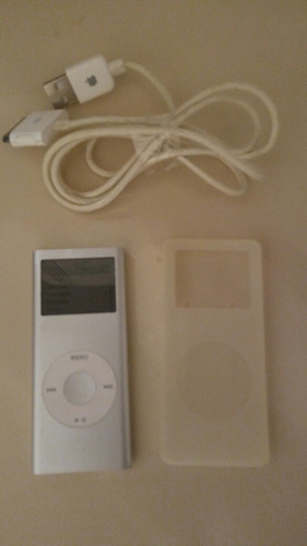 iPod Nano 2gb Plateado