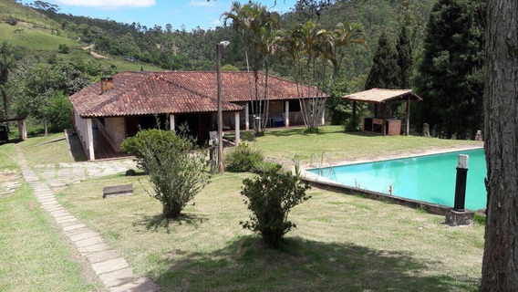 Magnifico Sitio 11 Alqueires À Venda Em Embu Guaçu/ São Lourenço Da Serra! - Ch0124