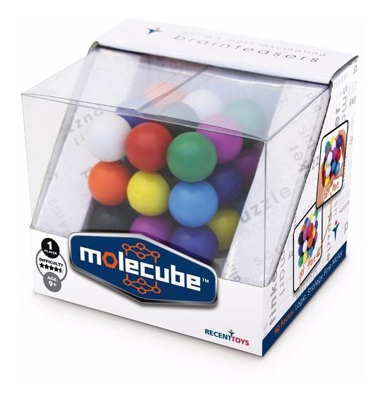 M5044 Molecube Cubo Tipo Rubik Difícil 1 Pieza Recenttoys