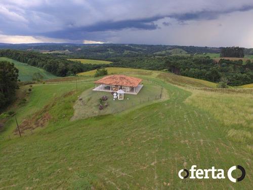 Imagem 1 de 15 de Chacara Com Casa - Mariental - Ref: 499 - V-499