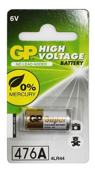 Bateria Gp 4lr44 / 476a 6v Alkalina