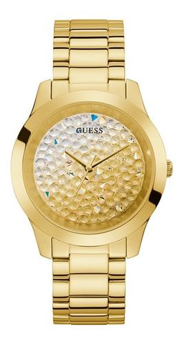 Reloj Guess Crush Dama Gw0020l2 Dorado