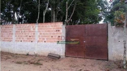 Terreno À Venda, 5034 M² Por R$ 280.000,00 - Vila Rosa - Guaratinguetá/sp - Te1441