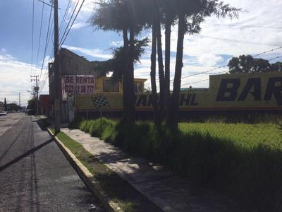 Terreno En Toluca, Venustiano Carranza Uso De Suelo Mixto