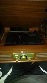Toca Disco Ctx Soprano - Lp/sd/fm/usb/gravação
