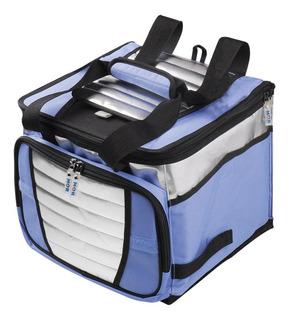 Bolsa Térmica Ice Cooler 24 Litros Com 1 Divisória 3621 Mor