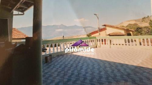 Casa Com 4 Dormitórios À Venda, 349 M² Por R$ 650.000,00 - Mro Abrigo - São Sebastião/sp - Ca4713