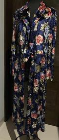 Kimono Largo Abierto Marca Percha