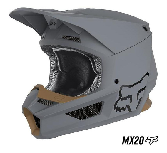 Casco Fox V1 Matte Mx20