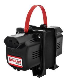 Auto Transformador Fiolux Premium 3000va Bivolt - 12000 Btus