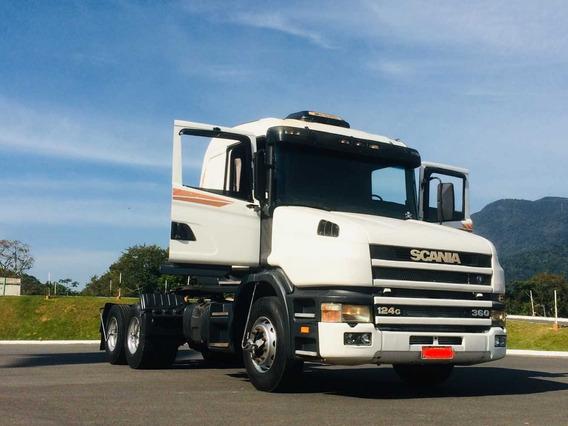 Scania Scania 124 360 6x2 - 2004