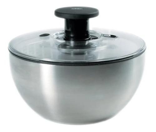 Lava E Seca Salada Aço Inox 5 Litros Oxo