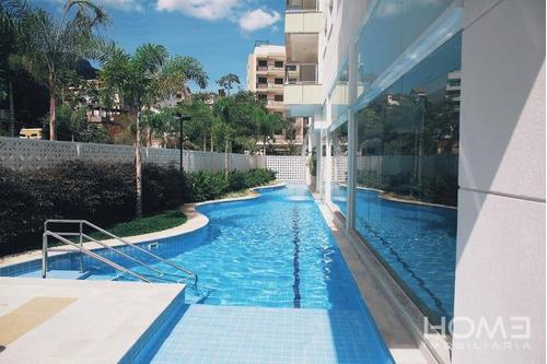 Imagem 1 de 30 de Apartamento Com 3 Dormitórios À Venda, 77 M² Por R$ 650.000,00 - Jacarepaguá - Rio De Janeiro/rj - Ap2271