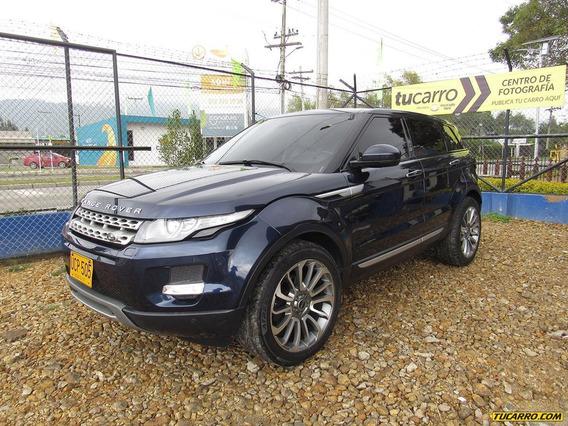 Land Rover Range Rover Dinamique 9 Cambios