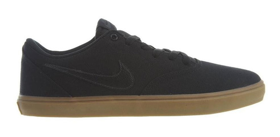 Tenis Nike Check Solar - Negro - Hombre - 843896-009