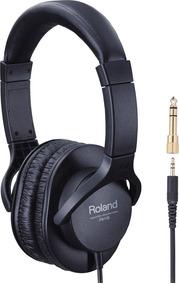 Fone De Ouvido Roland Rh-5 Rh5 Com Nota Fiscal