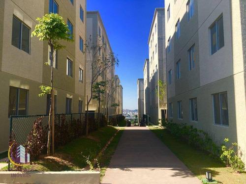 Imagem 1 de 11 de Apartamento 2 Dormitórios - City Bussocaba - Osasco/sp - Ap1630