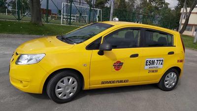 Taxi: Sail, 124.000 Km A Gas Llantas Nuevas