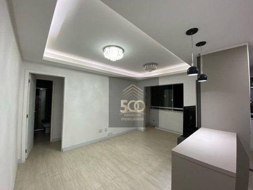 Apartamento Com 1 Dormitório À Venda, 54 M² Por R$ 240.000,00 - Cidade Universitária Pedra Branca - Palhoça/sc - Ap2109