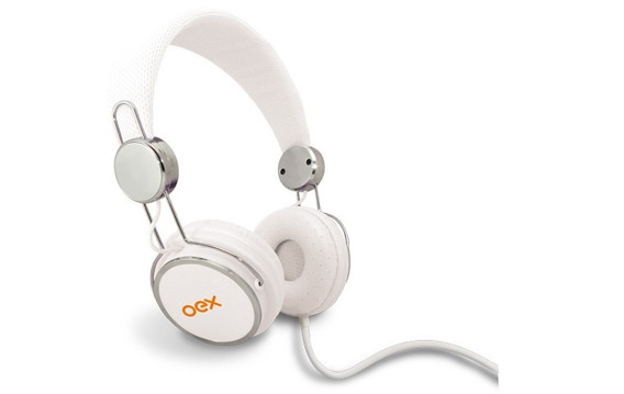 Headphone Fashion Branco Hp-104 Oex#