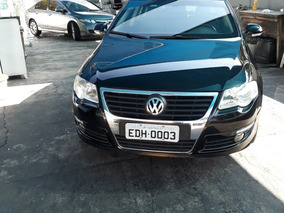 Vw Passat 2010 2.0 Turbo Automatico Blindado G 5 Nivel 3
