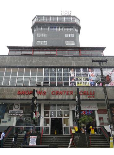 Sala Comercial À Venda Com 70m² Por R$ 320.000,00 No Bairro Centro - São José Dos Pinhais / Pr - Sv0004